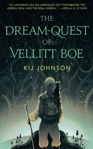 The Dream-Quest of Vellitt Boe von Kij Johnson bei Amazon bestellen