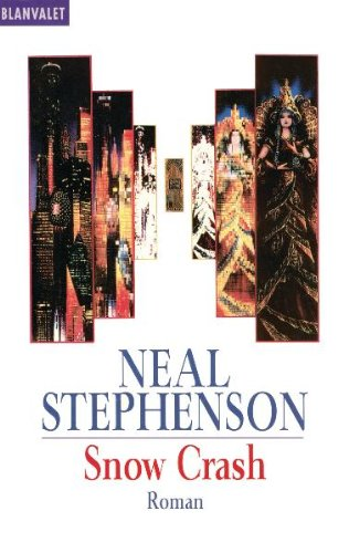 Snow Crash von Neal Stephenson bei Amazon bestellen