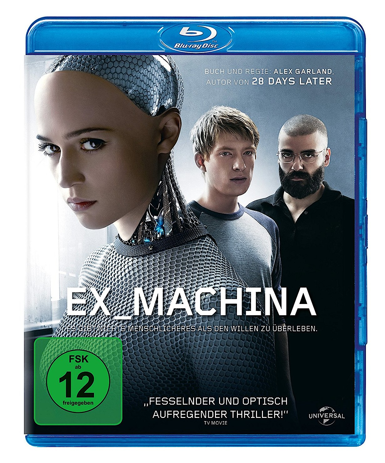 Ex Machina bei Amazon bestellen