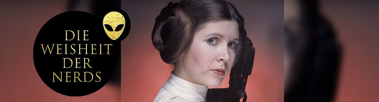 Prinzessin Leia (Carrie Fisher)