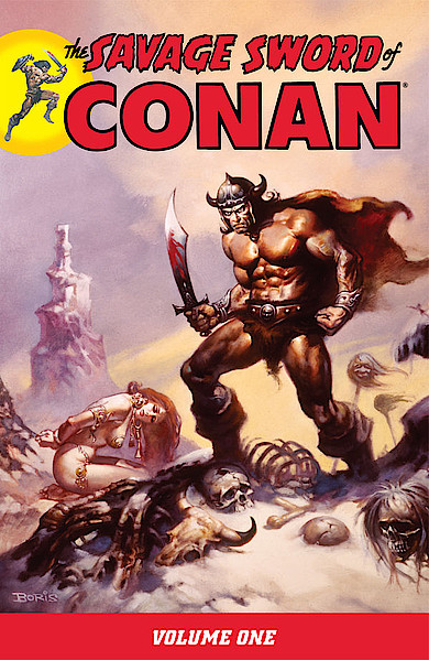 The Savage Sword of Conan von Roy Thomas bei Amazon bestellen