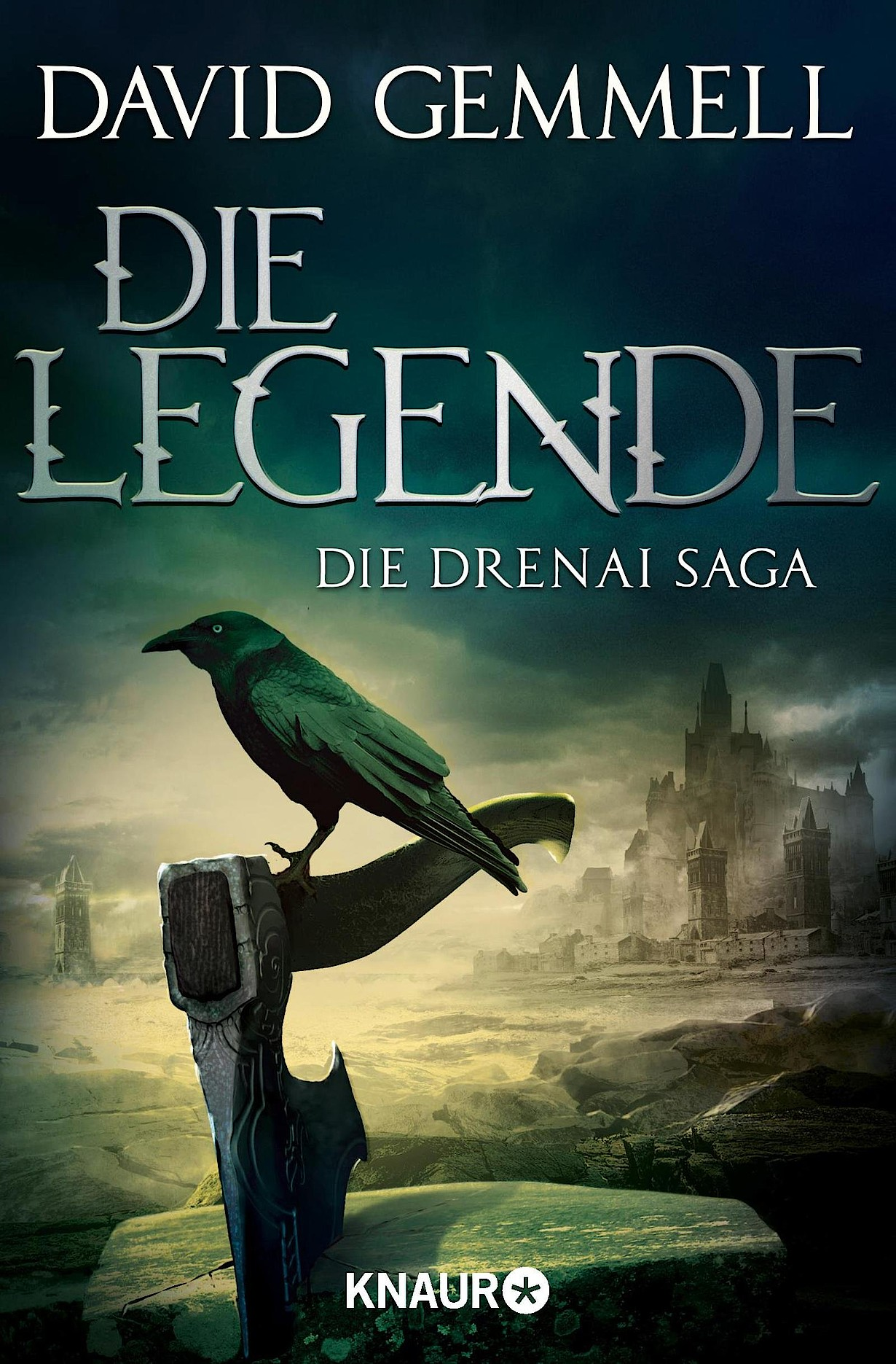 Die Legende von David Gemmell bei Amazon bestellen