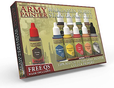 The Army Painters