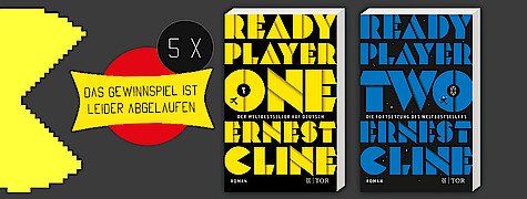 "Gewinnspiel ""Ready Player One"", ""Ready Player Two"" abgelaufen"