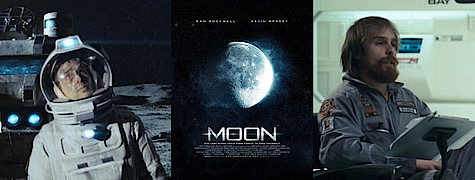Die besten Science-Fiction-Filme aller Zeiten: Moon (2009)