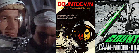 Die besten Science-Fiction-Filme aller Zeiten: Countdown: Start zum Mond (1967)