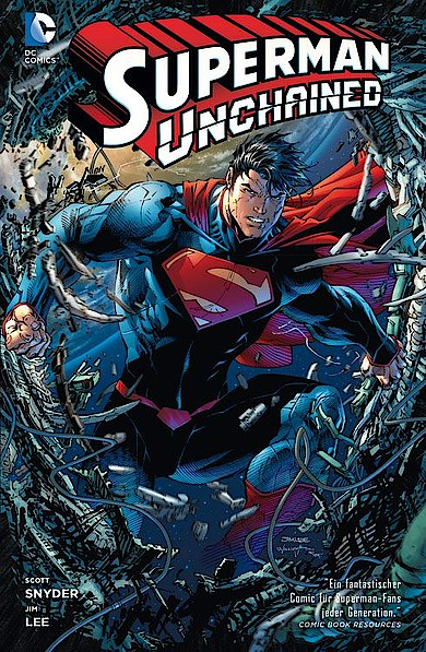 Superman Unchained bei Amazon bestellen
