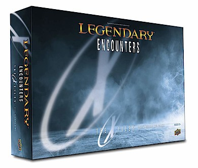 Legendary Encounters - The X-Files Card Game bei Amazon bestellen