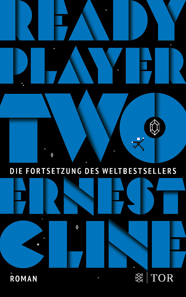 "Ernest Cline ""Ready Player Two"""