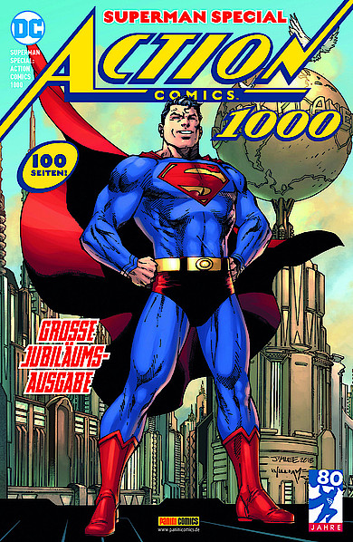 Superman Action Comics - The Deluxe Edition bei Amazon bestellen