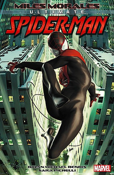 Ultimate Spider-Man von Miles Morales bei Amazon bestellen