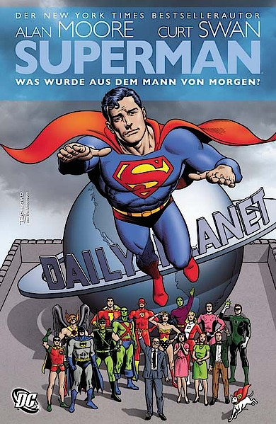 Superman - Whatever Happened to the Man of Tomorrow bei Amazon bestellen