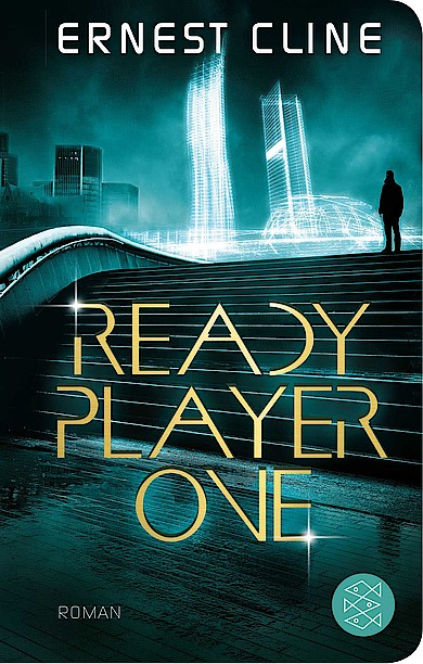 "Ernest Cline ""Ready Player One"""