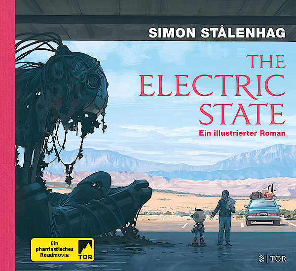 The Electric State von Simon Stålenhag bei Amazon bestellen