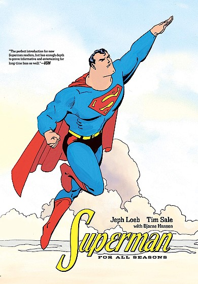 Superman For All Seasons von Jeph Loeb bei Amazon bestellen