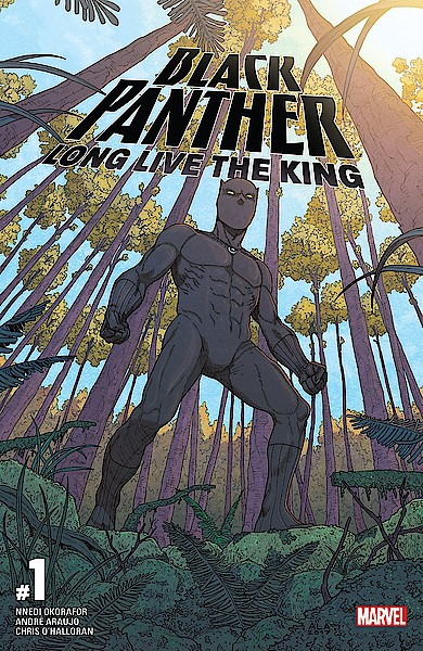 Comic Black Panther: Long Live the King bei Amazon bestellen