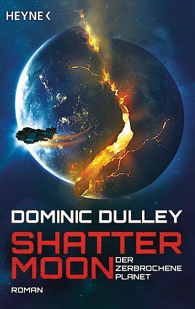 Shattermoon - Der zerbrochene Planet von Dominic Dulley bei Amazon bestellen