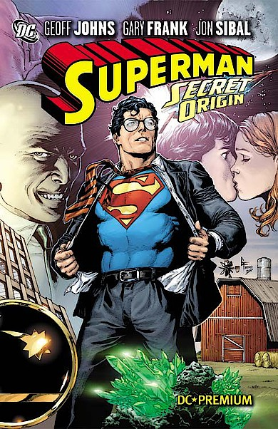 Superman - Secret Origin von Gary Frank bei Amazon bestellen