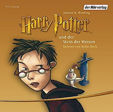 Audio-CD Harry Potter und der Stein der Weisen bei Amazon bestellen