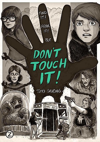 Don't Touch It von Timo Grubing bei Amazon bestellen