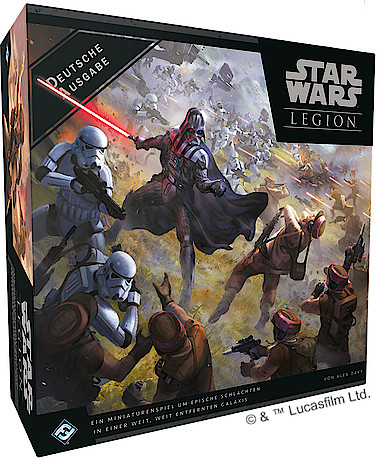 Star Wars Legion deutsch
