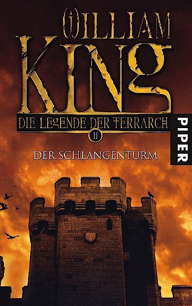Die Legende der Terrarch - Der Schlangenturm von William King bei Amazon bestellen