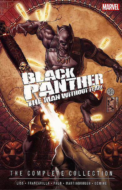 Comic Black Panther: The Man Without Fear bei Amazon bestellen