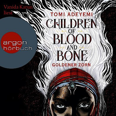 Hörbuch Children of Blood and Bone von Tomy Adeyemi bei Amazon bestellen