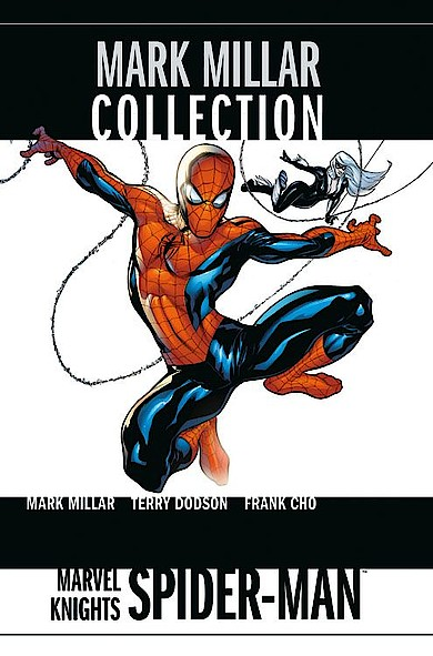 Marvel Knights - Spider-Man von Mark Millar bei Amazon bestellen