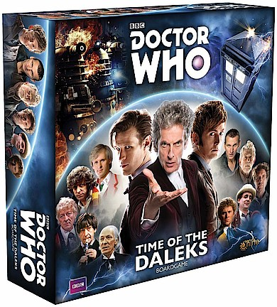 Doctor Who - Time Of The Daleks bei Amazon bestellen