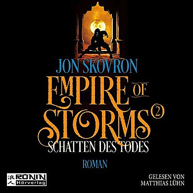 Hörbuch Empire of Storms von Jon Skovron bei Amazon bestellen