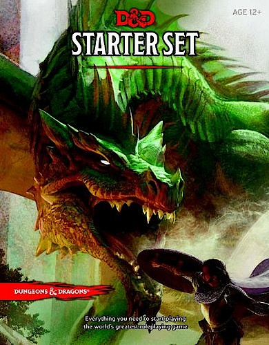 Dungeons & Dragons Starter Set bei Amazon bestellen