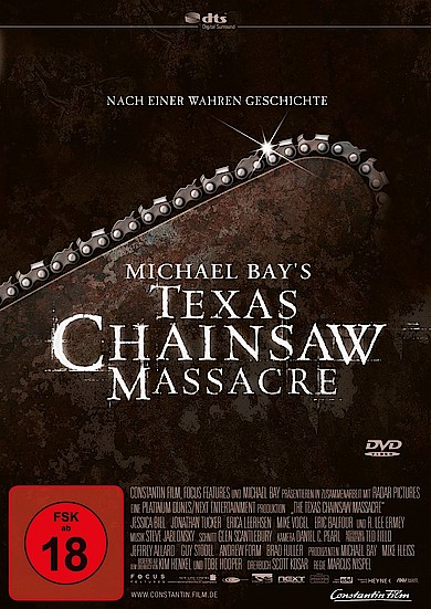 Michael Bay's Texas Chainsaw Massacre bei Amazon bestellen