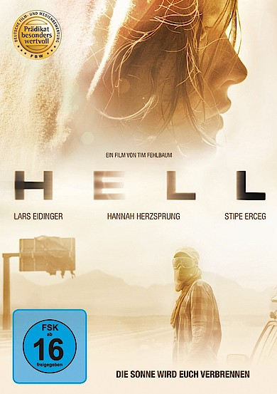Horrorfilm Hell bei Amazon bestellen