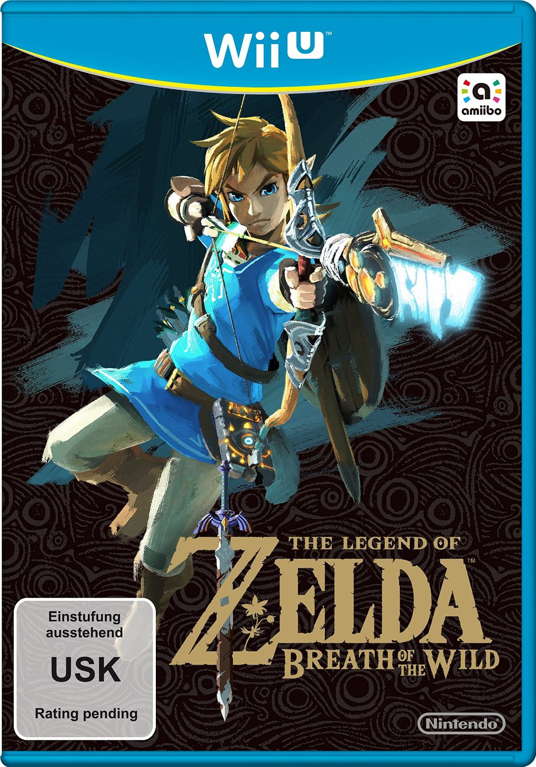 Breath of the Wild bei Amazon bestellen