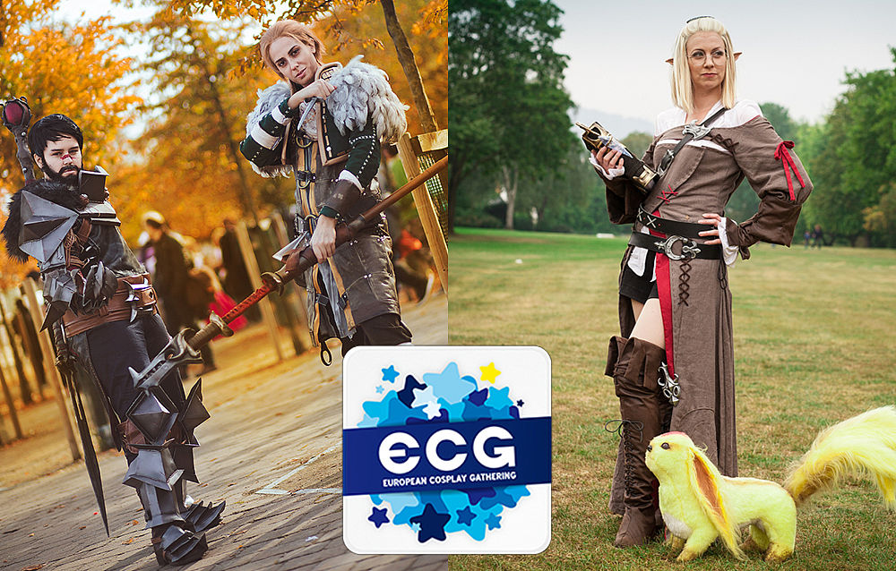 European Cosplay Gathering Team