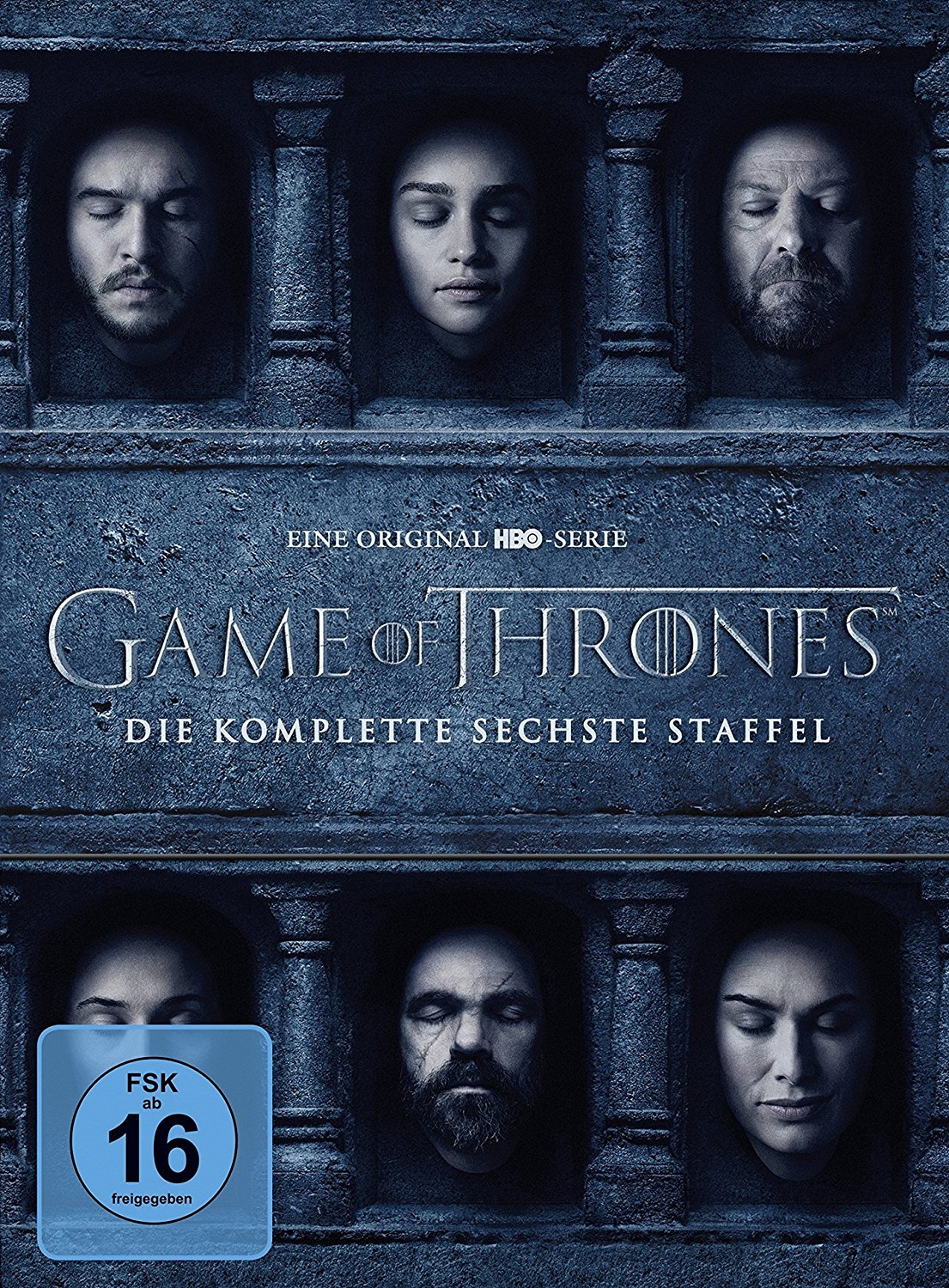 Game of Thrones Staffel 6 bei Amazon bestellen