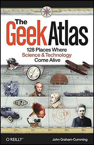 Der Geek-Atlas von John Graham-Cumming bei Amazon bestellen