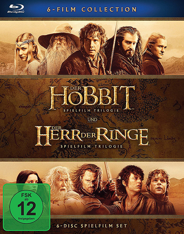 Der Herr der Ringe - Mittelerde Collection bei Amazon bestellen