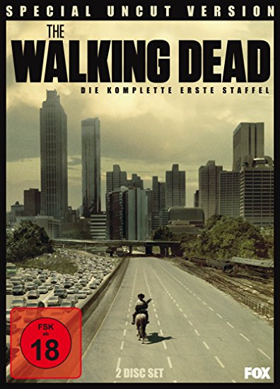 The Walking Dead - Die komplette erste Staffel bei Amazon bestellen