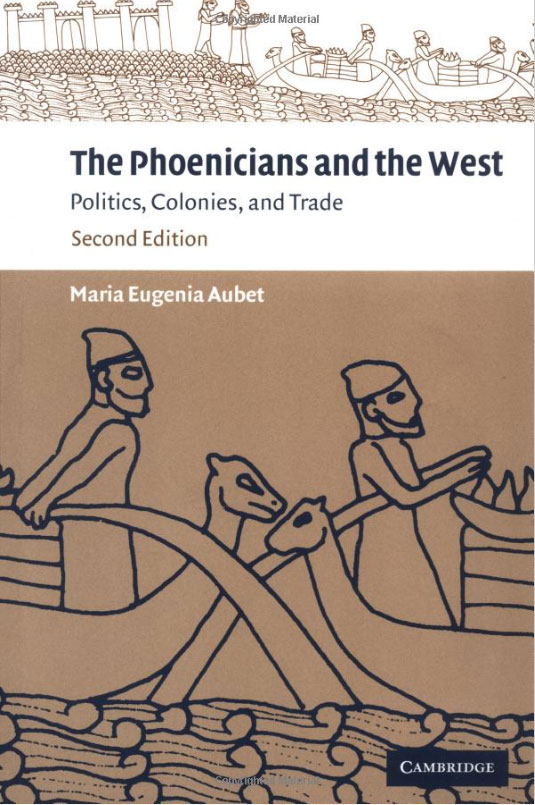 Buch: The Pheonicians and the West von Maria Eugenia Aubet