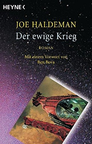 Science Fiction Buch - Joe Haldeman - Der ewige Krieg