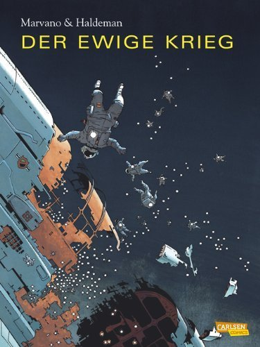 Science Fiction Graphic Novel - Joe Haldeman - Der ewige Krieg