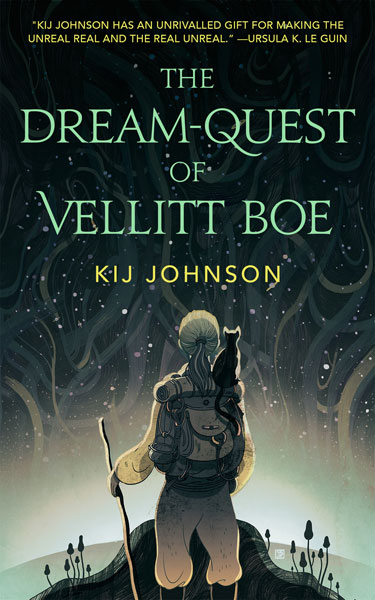 Kurzroman The Dream-Quest of Vellitt Boe von Kij Johnson