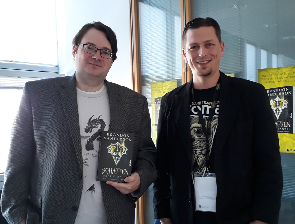 Geek! - Interview mit Brandon Sanderson