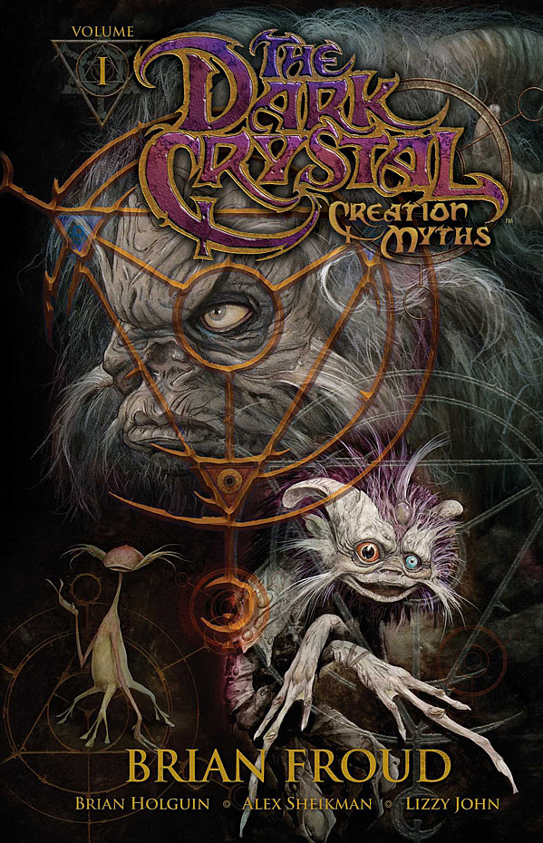 Jim Henson's The Dark Crystal: Creation Myths bei Amazon bestellen