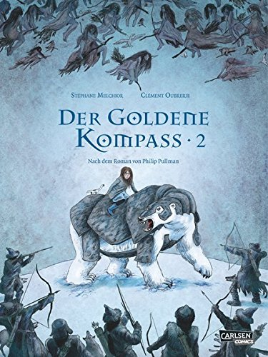 Comic - Der goldene Kompass bei Amazon bestellen
