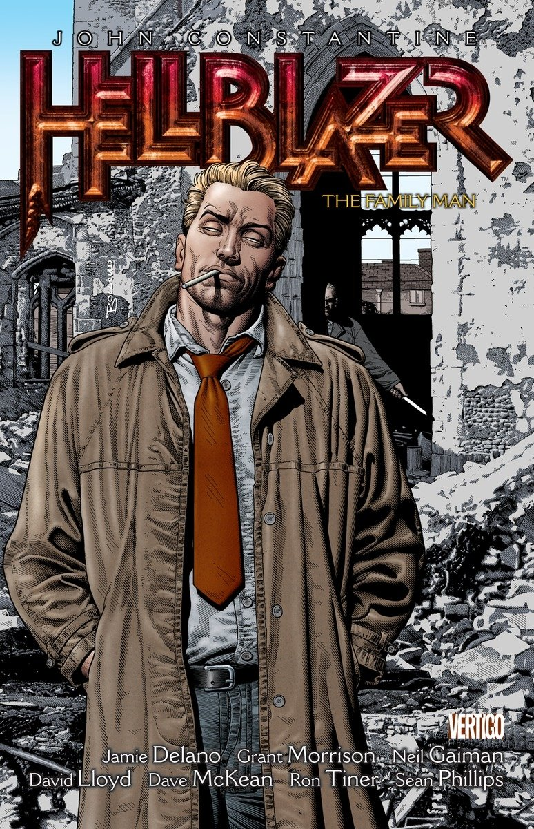 John Constantine, Hellblazer Vol. 4: The Family Man von Jamie Delano bei Amazon bestellen