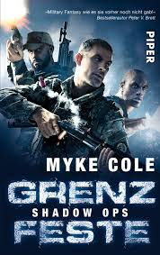 Grenzfeste – Shadow OPS von Myke Cole bei Amazon bestellen