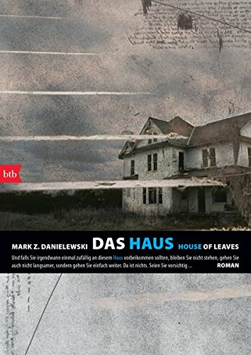 Das Haus - House of Leaves von Mark Z. Danielewski bei Amazon bestellen